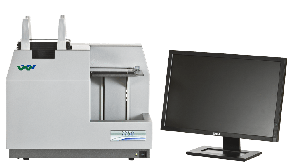 Scanstation 7700-series microfiche scanners