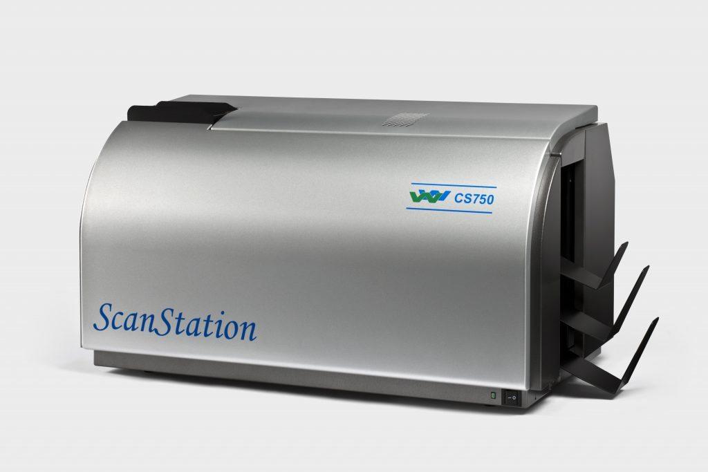 CS-Series Aperture Card Scanner
