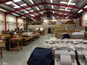 Wicks and Wilson Manufacturing Warehouse