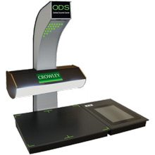 Overhead Document Scanner